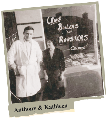 Anthony and Kathleen Beshoff